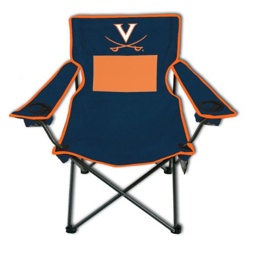 Monster Chair Folding Mesh - Rivalry NCAA Virginia Cavaliers Monster Mesh Folding Chair