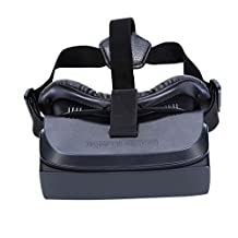 Aobbi™VR Gaming 3D Glasses 8GB Rom Game Movie All in One Portable VR Virtual Reality Headset 3D Video Movie Game Glasses Support 32GB TF Card 1080P for PC PS4 360 XBOX