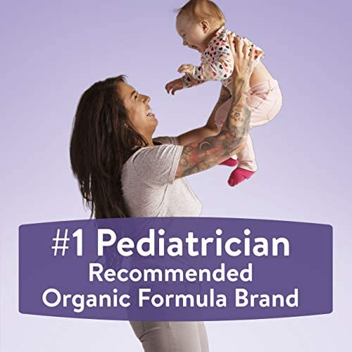 41j84dwDpZL. AC - Similac Organic With A2 Milk Infant Formula, Gentle And Easy To Digest, With Key Nutrients For Baby's First Year, No Palm Olein Oil, Non-GMO Baby Formula Powder, 23.2-oz Tub