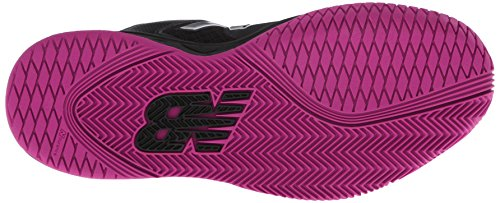 Pink Shoe WC1006V1 Tennis New Balance Women's Black wYCnvqU