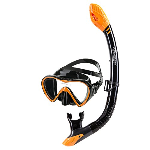 Seavenger Silicone Tempered Glass Snorkel product image