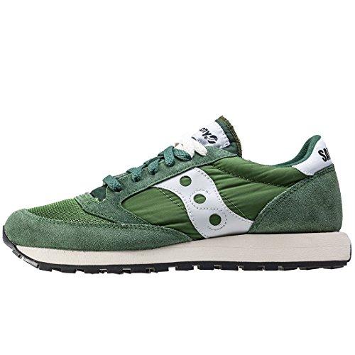 Vintage Saucony GRN Sneaker S70321 Original Verde 4 Jazz GRY qUxwwtKP7d