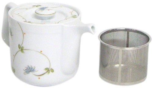 Haruka super stainless steel tea strainer pot 60158 (japan import) by Saikaitoki