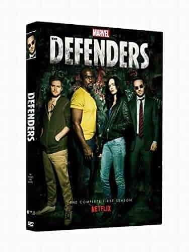 The Defenders Season 1 DVD 2019
