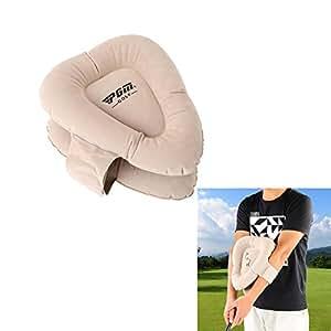 Corrector de brazo de golf, ayudas de entrenamiento de golf inflable Entrenador de giro Corrector de postura de brazo Práctica directa