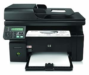 HP LaserJet M1212 - Impresora multifunción láser (A4, b/n 18 ppm, USB), negro