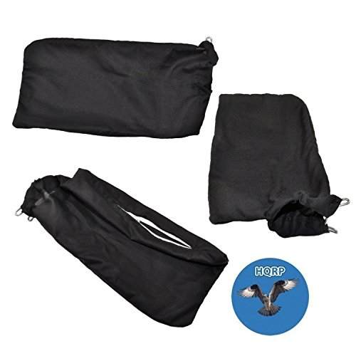 HQRP Dust Bag (3-pack) for Hitachi 322955/976478/998-845 Replacement fits...