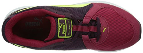 Puma Descendant v2 Wn's, Women's Running Shoes Cerise/Potent Purple/ Yellow
