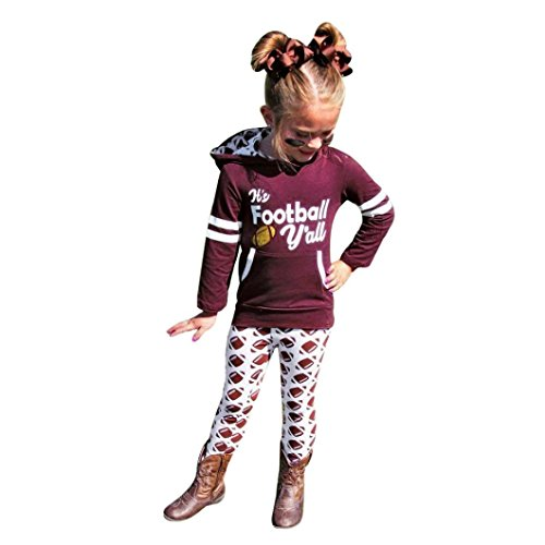 Winter Football Outfit Clothes Set MITIY Infant Baby