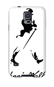 3928591K97987631 New Diy Design Johnnie Walker Logo For Galaxy S5 Cases Comfortable For Lovers And Friends For Christmas Gifts