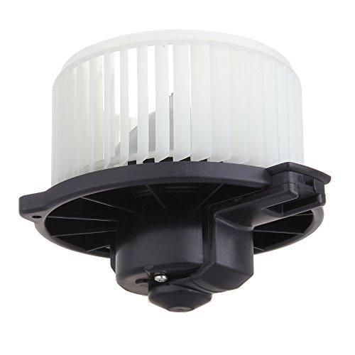 HVAC Plastic Heater Blower Motor w/Fan Cage ABS Blower Motor Resistor ECCPP for 2003-2008 Toyota Corolla/2003-2008 Toyota Matrix