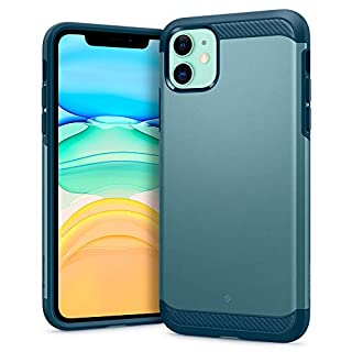 Caseology Legion for Apple iPhone 11 Case (2019) - Aqua Green