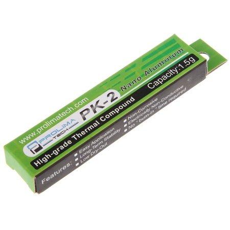 Prolimatech PK-2 Nano Aluminum High-Grade 1.5 g Thermal Paste