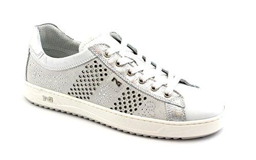 Bianco Sorte Hvide 05100 Sneakers Snørebånd Haver Sport Sneakers qZ06zwT5x