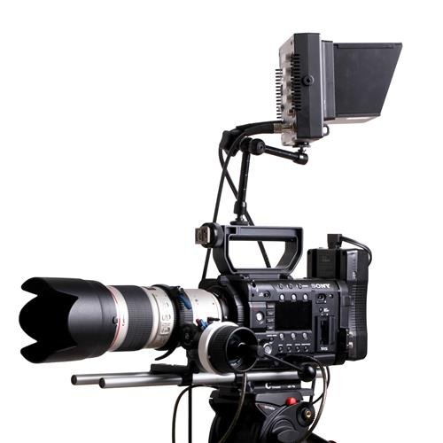 Kipon Canon EF Lens to Sony FZ Mount Electronic Iris Camera Lens Adapter by Kipon