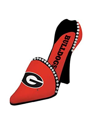 NCAA High Heeled Shoe Decorative Wine Bottle Holder