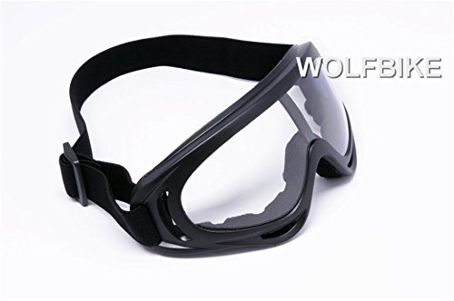 e337298681 WOLFBIKE Super Black Motorcycle Cycling Bicycle Bike ATV Motocross ...