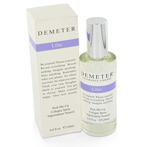 - Lilac Women Cologne Spray by Demeter, 4 Ounce