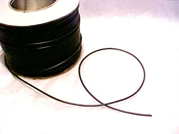 50 FT Alpha RG174U negro 50 Ohm Mini Cable Coaxial RG-174 9174 Ham Radio