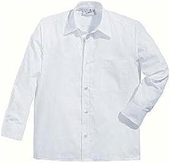 Jolie Prince, camisa blanca manga larga, niño Blanco blanco ...