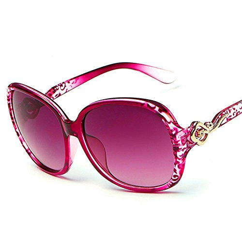 KaiSasi Ms Casual Fashion Sunglasses Yurt 2016 New Lotus - Expensive Most Sunglasses The World In 2016