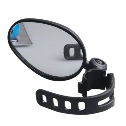 LightInTheBox Bicycle Adjustable Black Rearview Mirror