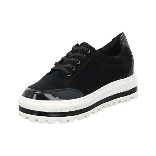 Schwarz G32511MI82 100 Gerry Femmes Schwarz Basses Weber Chaussures Noir qfIafUwp