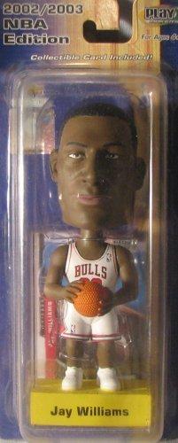 Williams Bobble Head - 9