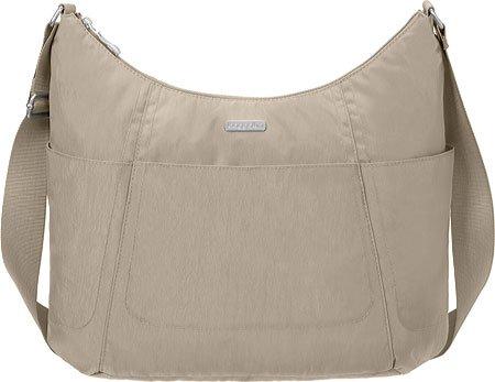 Baggallini Hobo Travel Tote, Beach, One Size (Fabric Handbags)