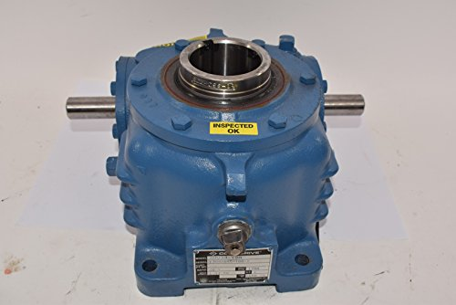 CONE DRIVE SHV30-Y9A SPEED REDUCER Gearbox 60:1 RATIO 1750 RPM -