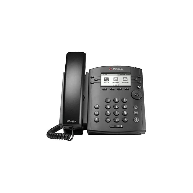 Polycom VVX 311 Corded Business Media Ph