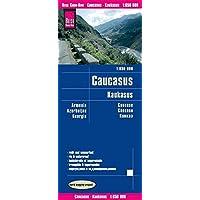 Reise Know-How Landkarte Kaukasus (1:650.000) : Armenien, Aserbaidschan, Georgien: world mapping project