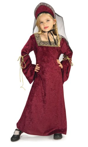 Child's Lady of The Palace Costume, Large ()