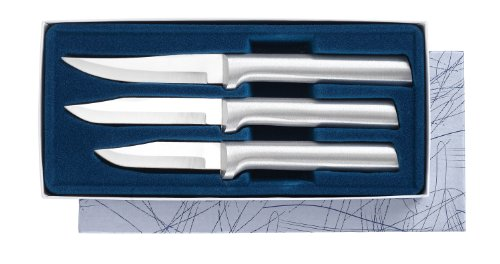 Stainless Steel Steel Paring Knife (Rada Cutlery S01 Paring Knives Galore Gift)