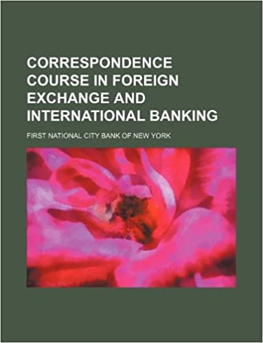 Correspondence course in foreign exchange and international