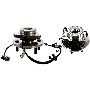 Prime Choice Auto Parts HB615010PR Front Hub Bearing Assembly Pair