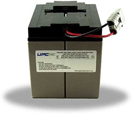 RBC7 UPS Complete Replacement Battery Kit for APC SU700XL
