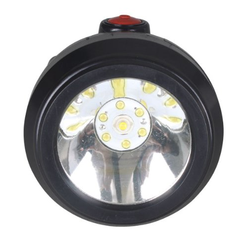 Kohree Waterproof & Explosion Proof 6 LED 3.7v Miner Light LED Headlight for Hunting&camping&mining (Led Flashlight Proof Explosion)