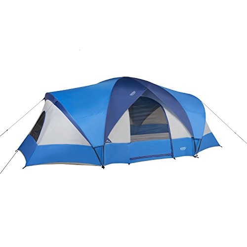 Best Family Tent. Wenzel Great Basin Family Tent, Blue, 10 Person