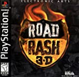 Road Rash 3D Instruction Booklet User's Guide Book Manual for Sony PlayStation 1 PS1