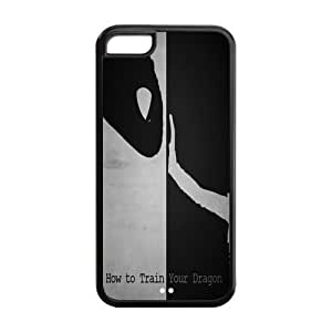 LJF phone case the Case Shop- How To Train Your Dragon Movie TPU Rubber Hard Back Case Silicone Cover Skin for iphone 4/4s , i5cxq-610