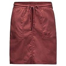 Jack Wolfskin 1505851 3038 Skirt, Caoba, L Womens