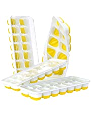DOQAUS Ice Cube Trays 4 Pack