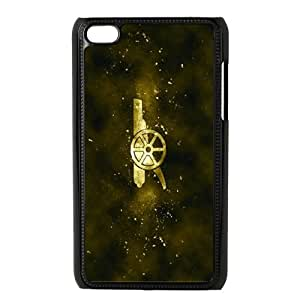 DIY phone case Arsenal FC skin cover For Ipod Touch 4 SQ973527