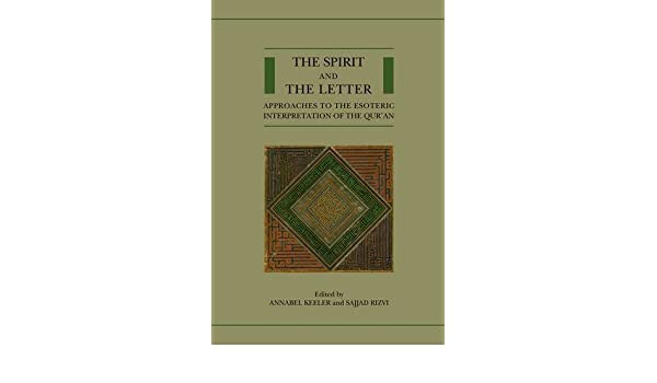 Amazon com: The Spirit and the Letter: Approaches to the