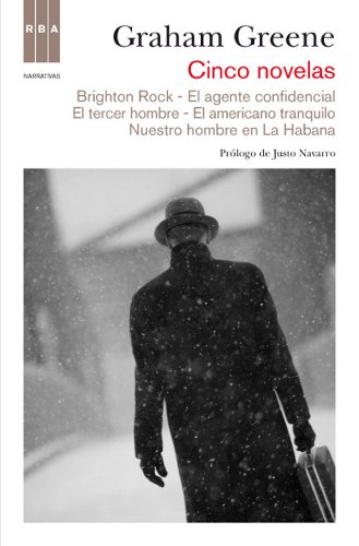 Cinco Novelas (NARRATIVAS) (Spanish Edition)