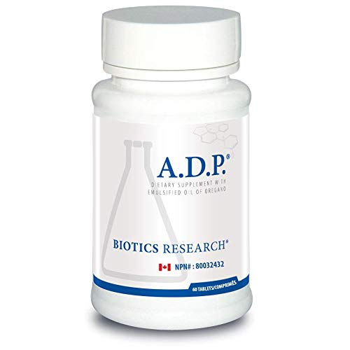 Biotics Research, A.D.P. 60 Tablets