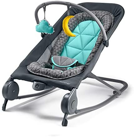 Summer 2-in-1 Bouncer & Rocker Duo - Bab