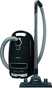 Miele Complete C3 Boost EcoLine Aspirateur noir avec Sac