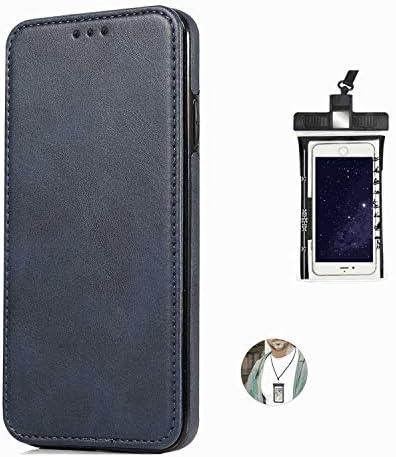 耐汚れ 耐摩擦 Samsung Galaxy NOTE10 Pro ケース 手帳型 本革 レザー カバー 財布型 スタンド機能 カードポケット 耐摩擦 全面保護 人気 アイフォン[無料付防水ポーチケース]